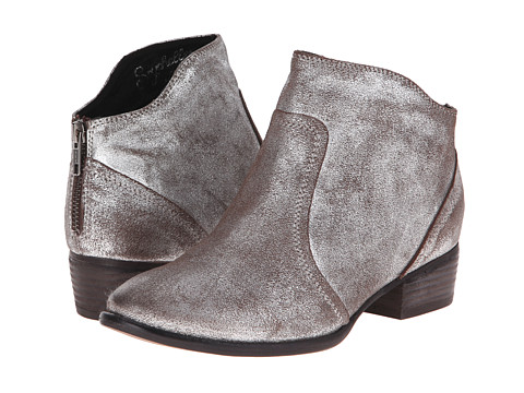 Seychelles - Reunited (Pewter Metallic) Women's Zip Boots