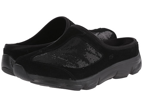 SKECHERS - Comfy Living (Black) Women