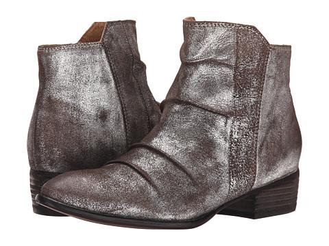 Seychelles - Garnet (Pewter Metallic) Women's Zip Boots