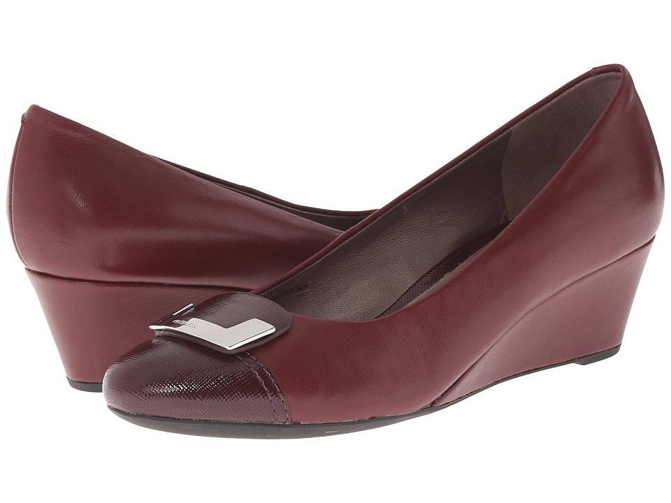 Geox - WFLORALIE18 (Bordeaux) Women's Shoes