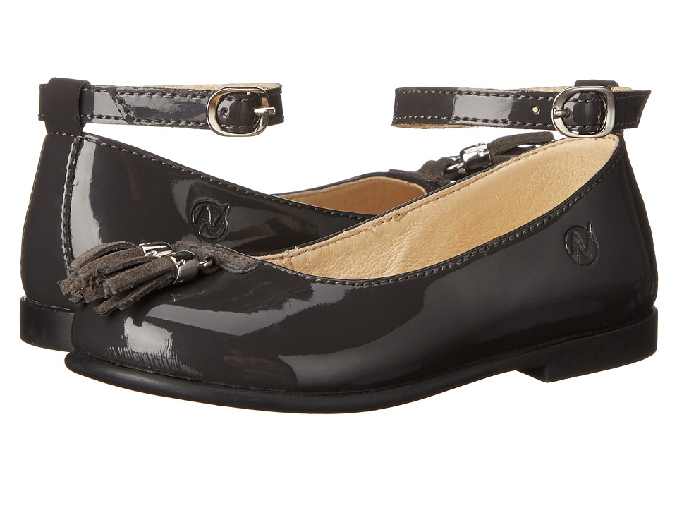 Naturino - Nat. 3898 (Toddler/Little Kid/Big Kid) (Grey) Girls Shoes