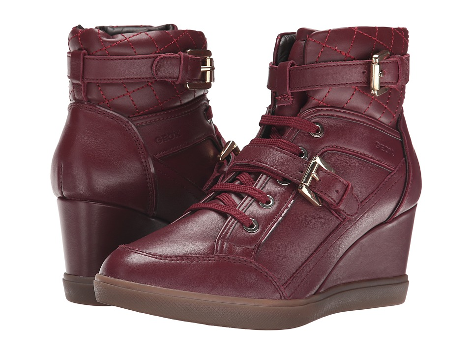 Geox WELENI18 (Bordeaux) Women