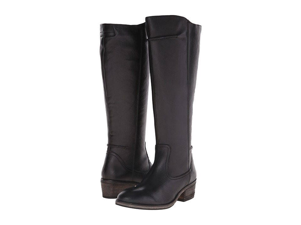 Seychelles - Triangle (Black) Women's Boots