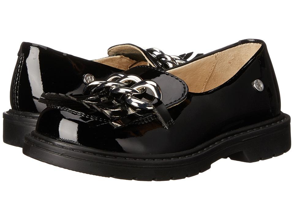 Naturino - Nat. 3933 (Toddler/Little Kid/Big Kid) (Black) Girl's Shoes