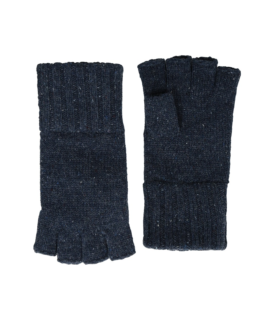 Coal - The Taylor Fingerless Glove (Navy) Dress Gloves
