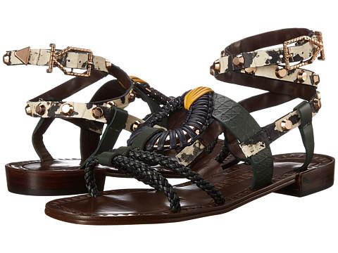 IVY KIRZHNER - Artemis (Moss) Women's Sandals