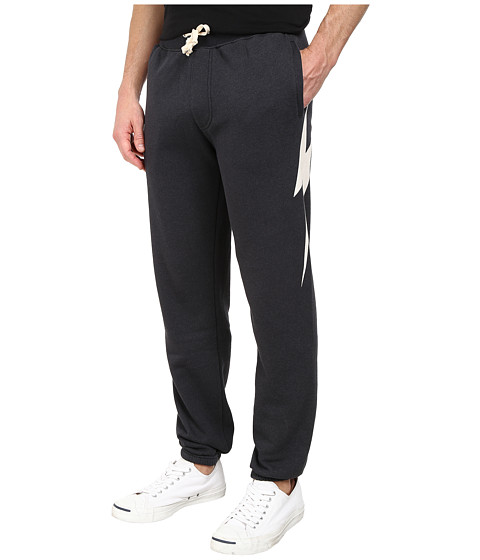 Lightning Bolt - Forever Triblend Pants (Moonless Night) Men