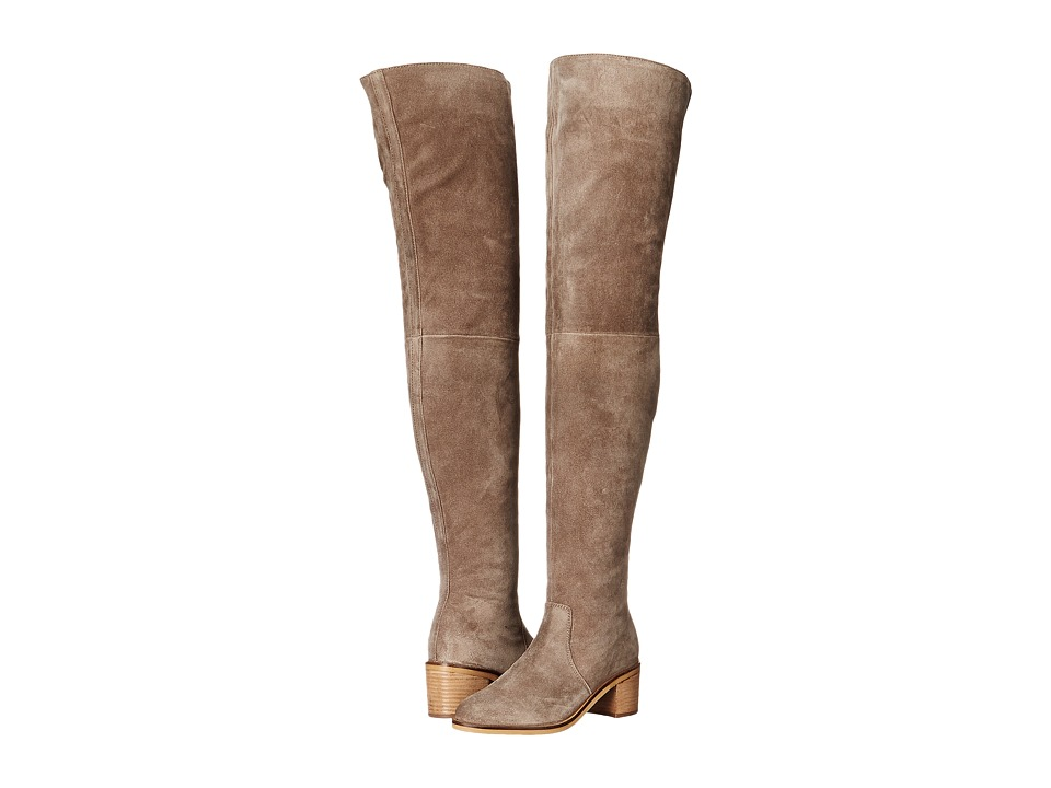 Seychelles - Sardonyx (Taupe) Women's Zip Boots