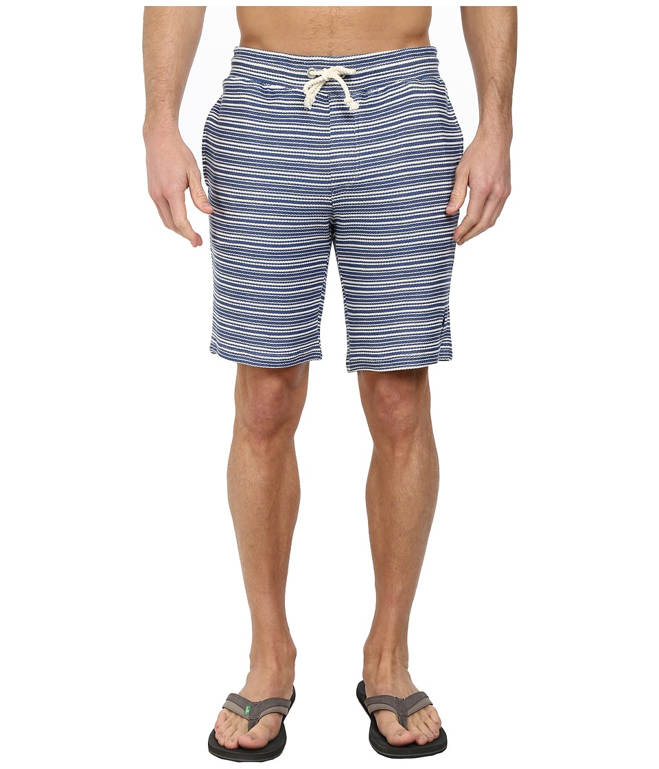 Lightning Bolt - Rug Walkshorts (Federal Blue) Men's Shorts