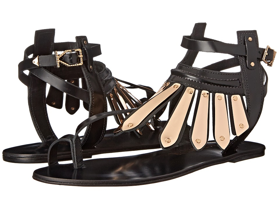 IVY KIRZHNER - Soleil (Black) Women's Sandals