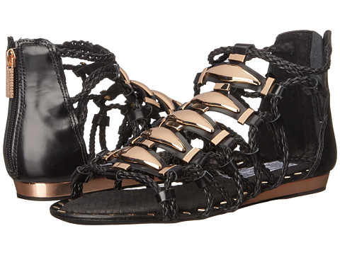 IVY KIRZHNER - Brass (Black) Women's Sandals