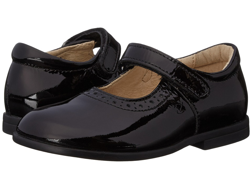 Naturino - Nat. 4918 (Toddler/Little Kid/Big Kid) (Black) Girl's Shoes