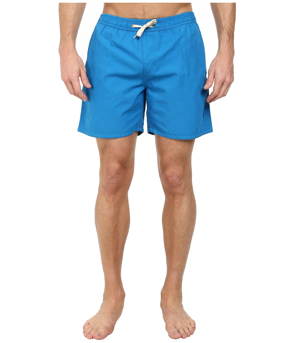 Lightning Bolt - Tropical Turtle Bay Boardshorts (Directoire Blue) Men's Swimwear