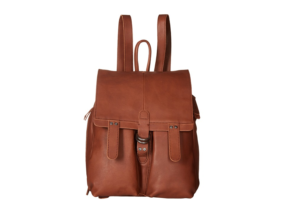 Lucky Brand - Dempsey Backpack (Brandy) Backpack Bags