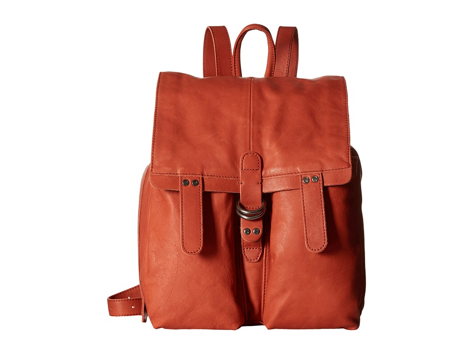 Lucky Brand - Dempsey Backpack (Pumpkin Spice) Backpack Bags