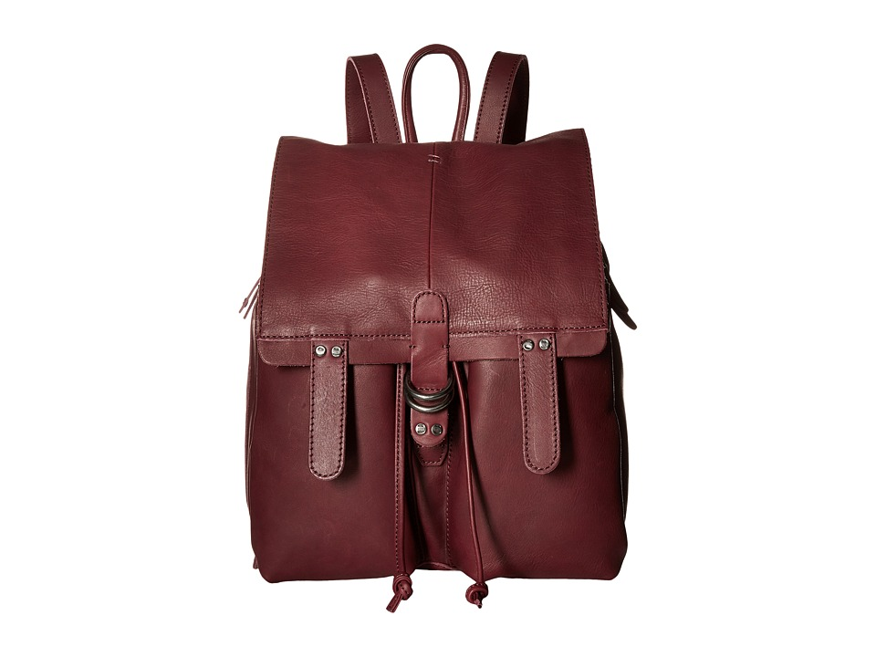 Lucky Brand - Dempsey Backpack (Merlot) Backpack Bags