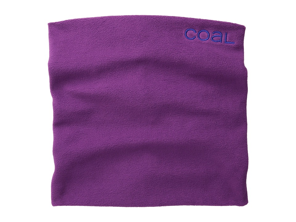 Coal - The M.T.F Gaiter (Purple 2) Caps