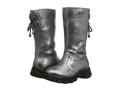 Naturino - Nat. Yule (Toddler/Little Kid/Big Kid) (Silver) Girls Shoes