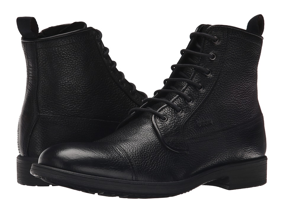 Geox - MJAYLON1 (Black) Men's Boots