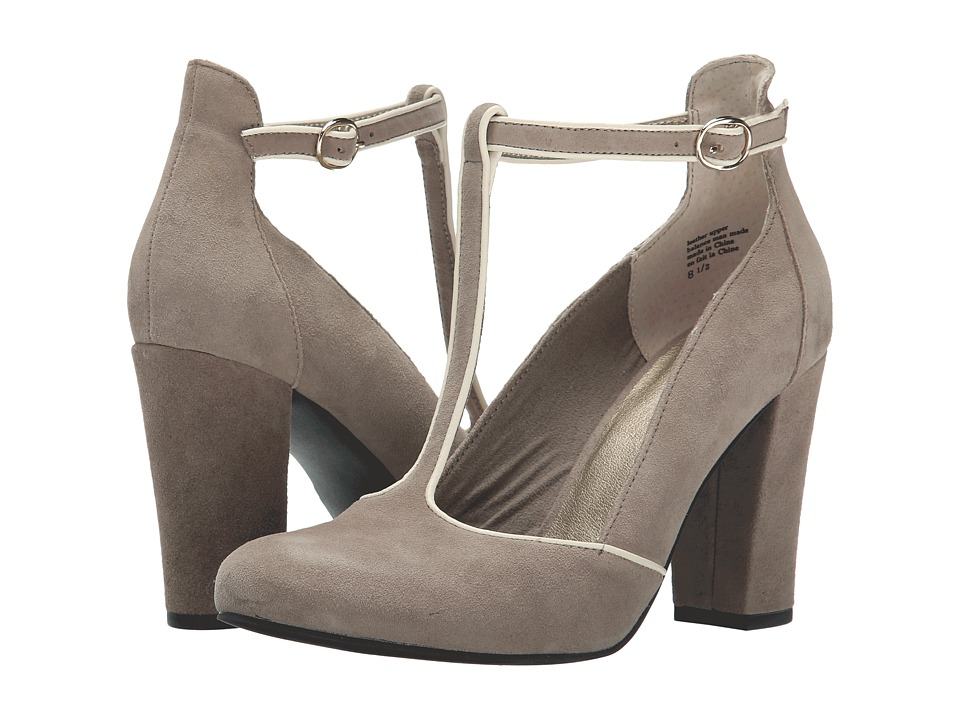 Seychelles - Trumpet (Taupe Suede) High Heels