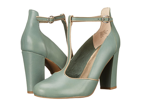 Seychelles - Trumpet (Seafoam Leather) High Heels