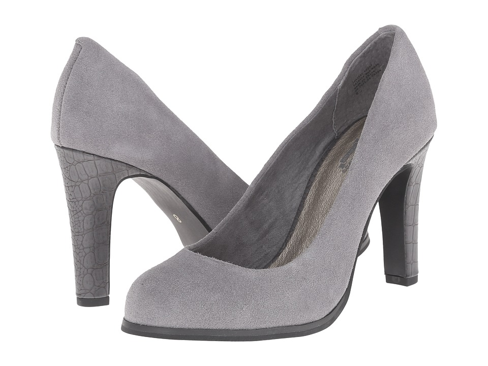 Seychelles - Keyboard (Grey Suede) High Heels