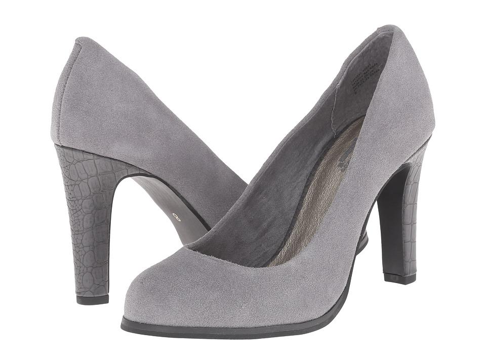 Seychelles - Keyboard (Grey Suede) High Heels