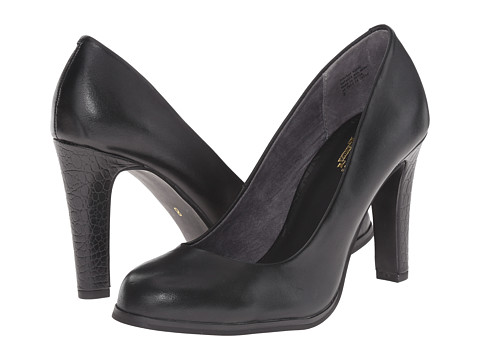 Seychelles - Keyboard (Black Leather) High Heels