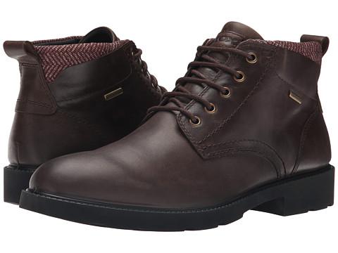 Geox - MRUBBIANOBABX4 (Chestnut) Men's Boots