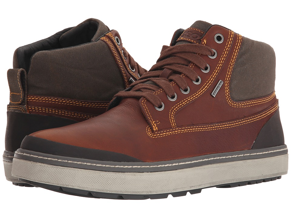 Geox - MMATTIASBABX3 (Brown) Men