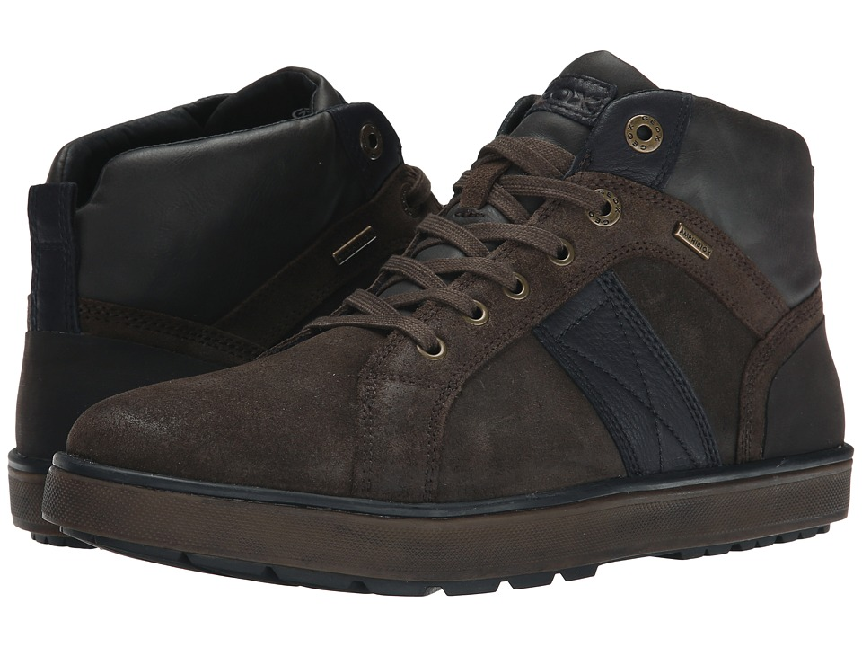 Geox - MMATTIASBABX9 (Chestnut/Navy) Men