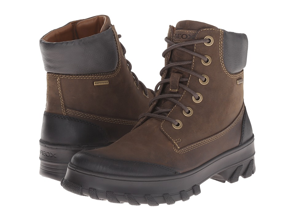 Geox - MYETIBABX1 (Chestnut) Men