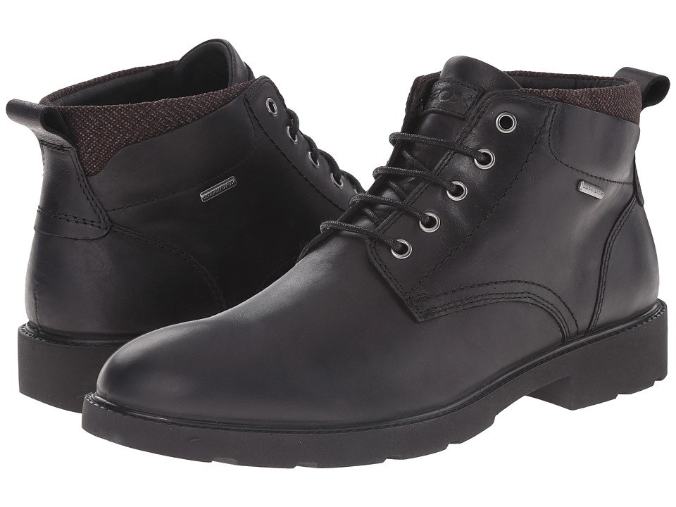 Geox MRUBBIANOBABX4 (Black) Men