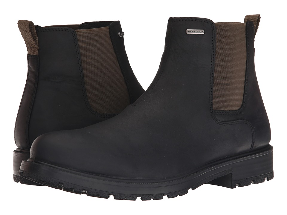 Geox - MFIESOLEABX5 (Black) Men