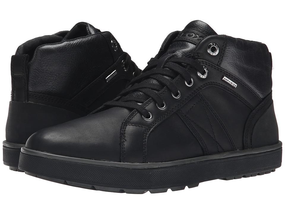 Geox - MMATTIASBABX6 (Black) Men's Boots