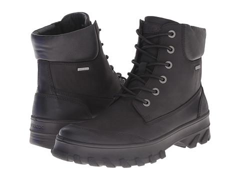 Geox - MYETIBABX1 (Black) Men's Boots