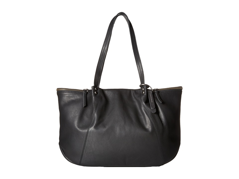 Lucky Brand - Kate Tote (Black) Shoulder Handbags