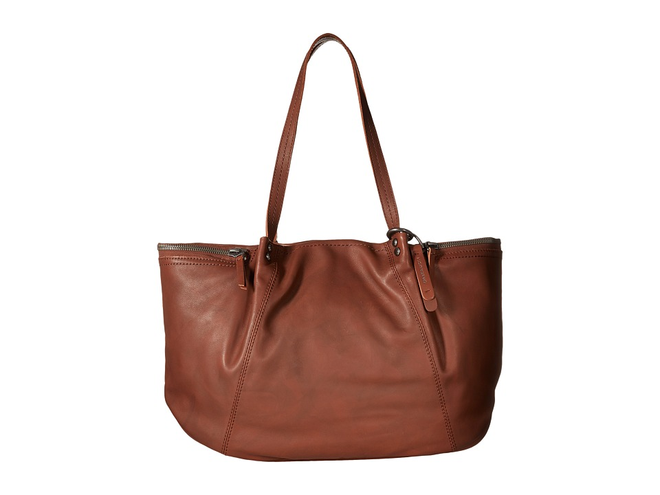 Lucky Brand - Kate Tote (Brandy) Tote Handbags