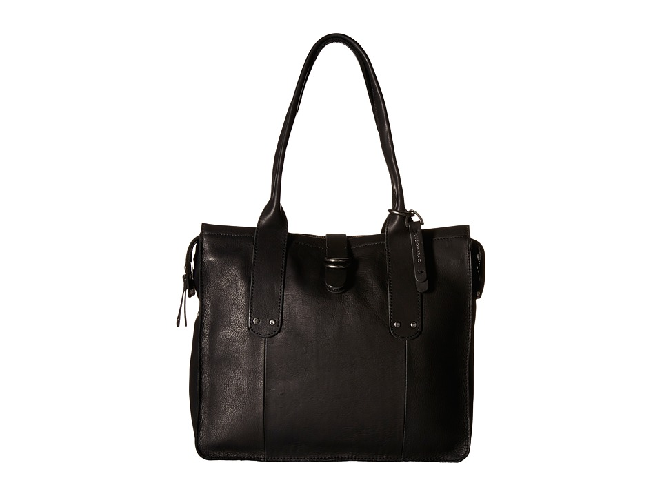 Lucky Brand - Dempsey Tote (Black) Tote Handbags