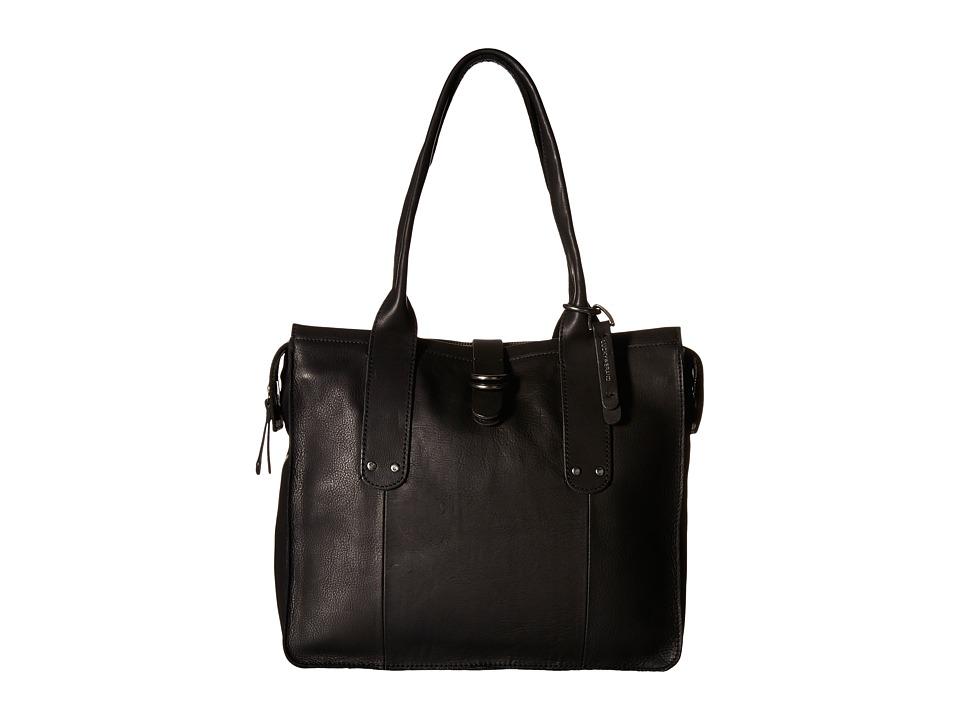 Lucky Brand - Dempsey Tote (Black) Tote Handbags