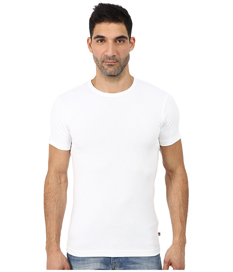 Lindbergh - Basic T-Shirts (White) Men's T Shirt