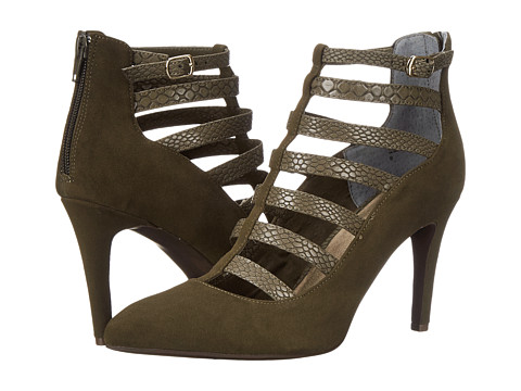 Seychelles - Drum Kit (Military Green Suede) High Heels