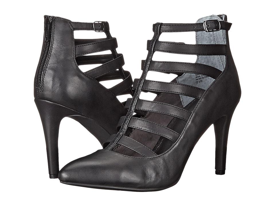 Seychelles - Drum Kit (Black Leather) High Heels