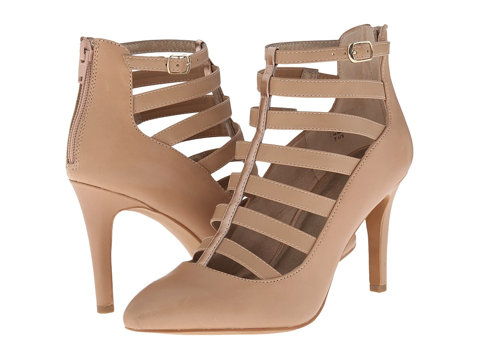 Seychelles Drum Kit (Nude Leather) High Heels