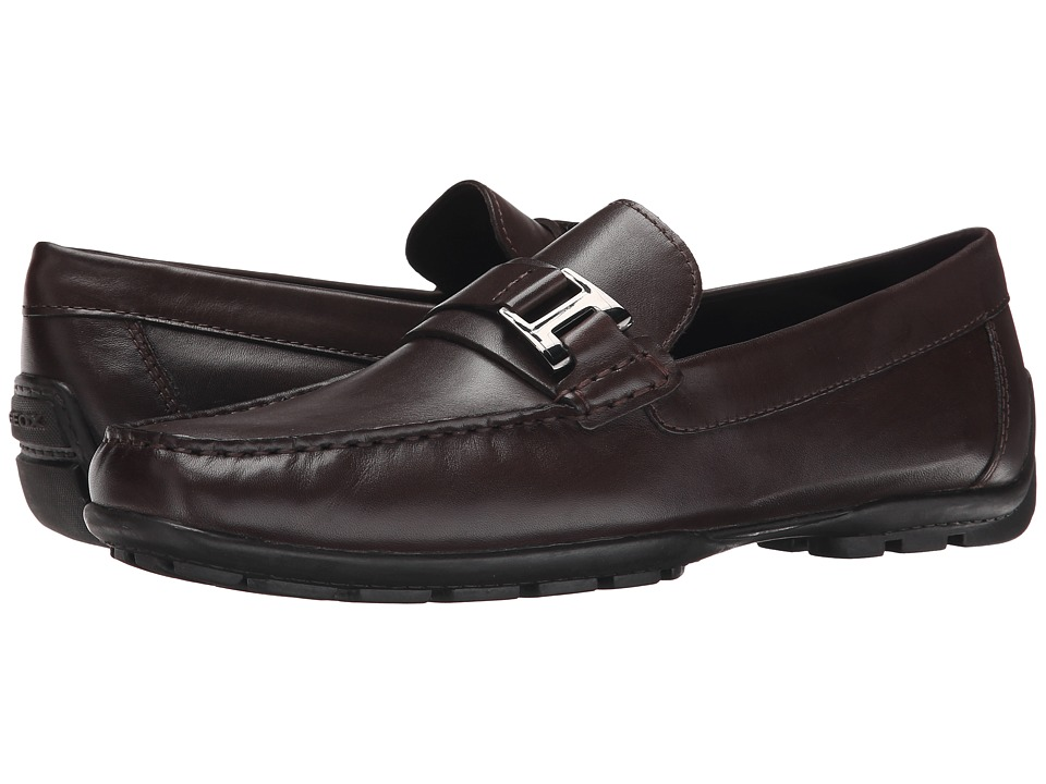Geox - MWINTERMONET2FIT5 (Coffee) Men's Moccasin Shoes