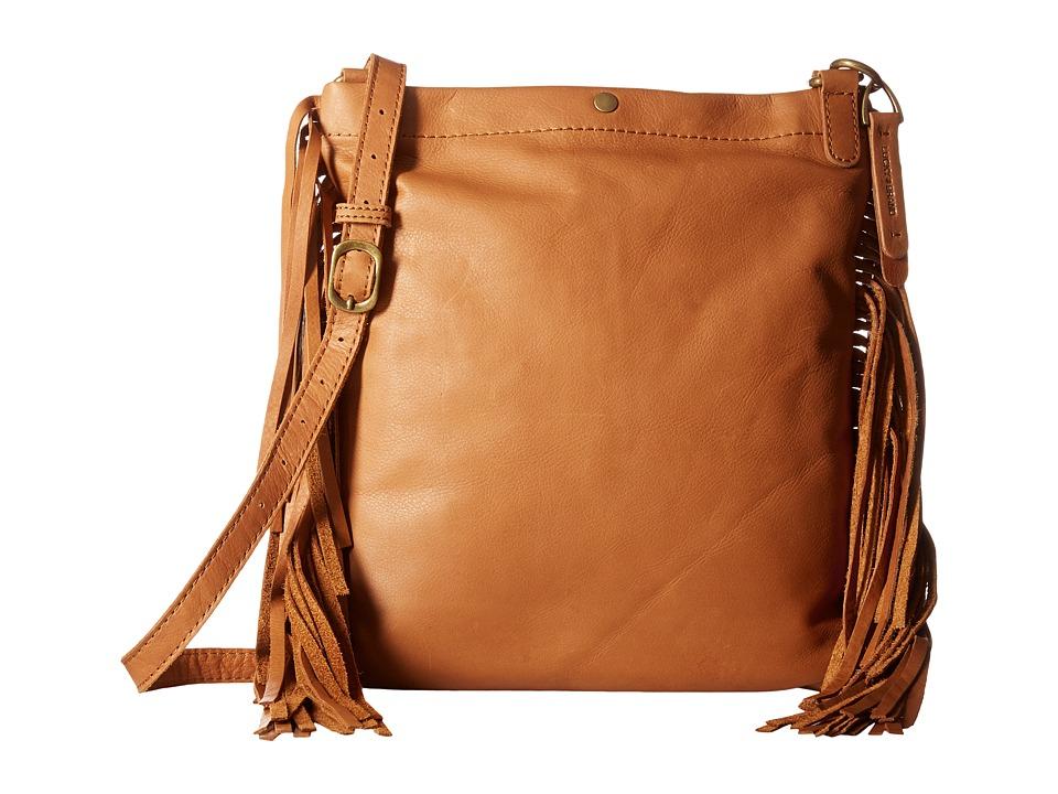 Lucky Brand - Rickey Crossbody (Tobacco) Cross Body Handbags