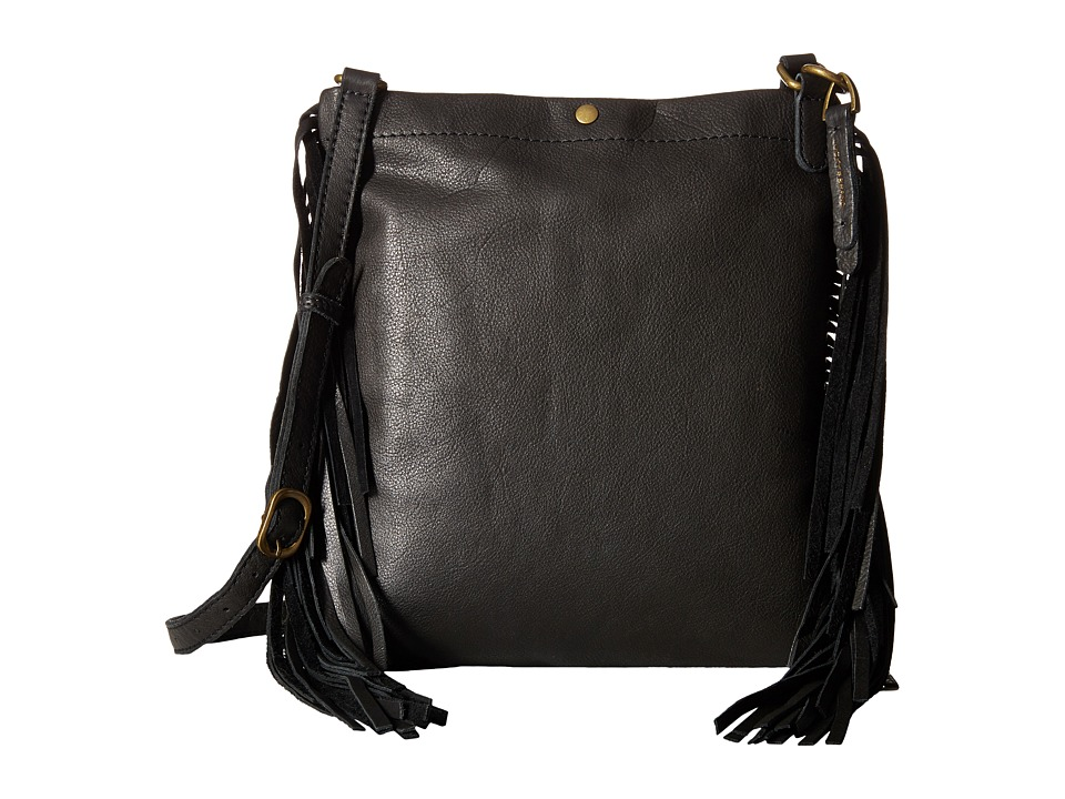 Lucky Brand - Rickey Crossbody (Black) Cross Body Handbags