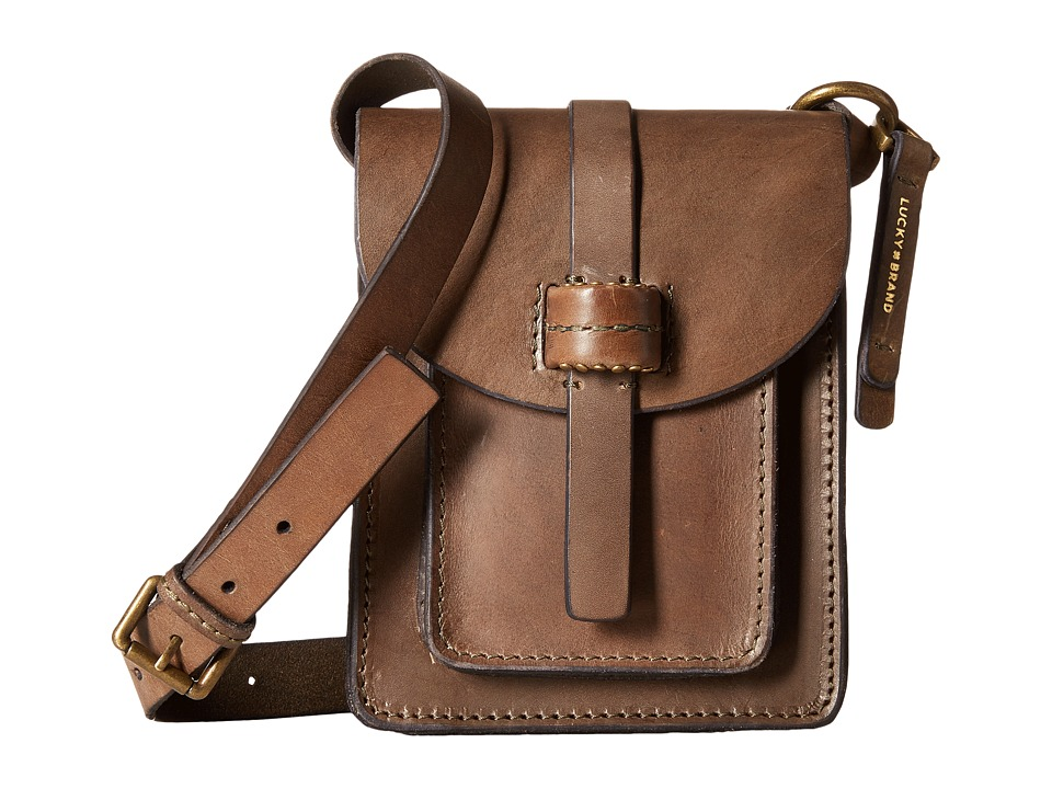 Lucky Brand - Dylan Crossbody (Olive) Cross Body Handbags