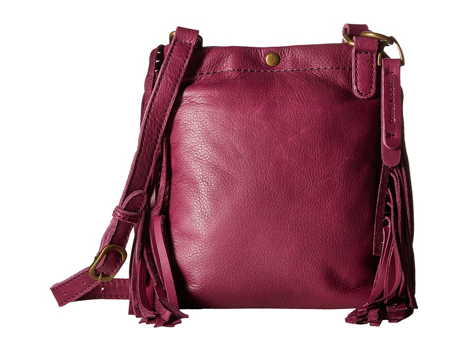 Lucky Brand - Rickey Mini Crossbody (Merlot) Cross Body Handbags