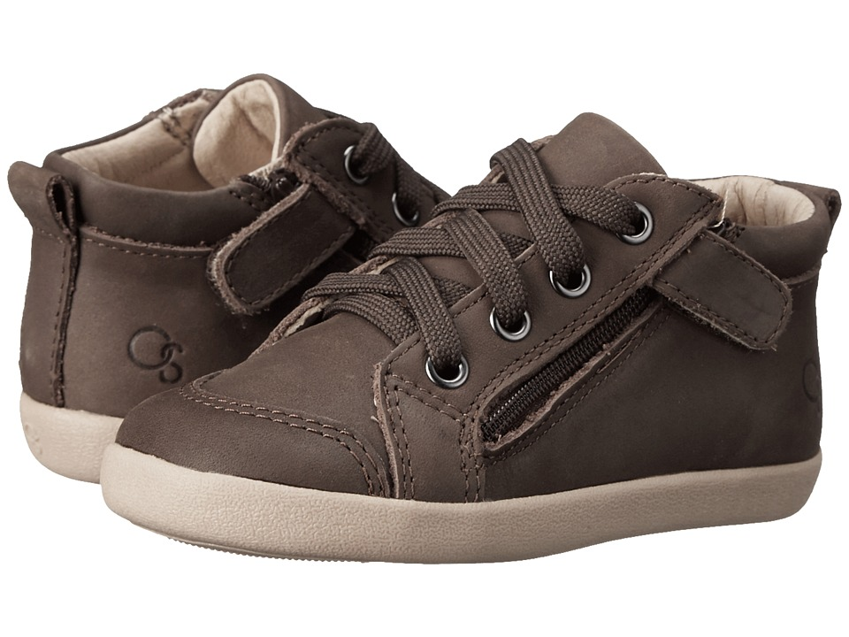 Old Soles - Sure Foot (Toddler/Little Kid) (Distressed Brown) Boys Shoes